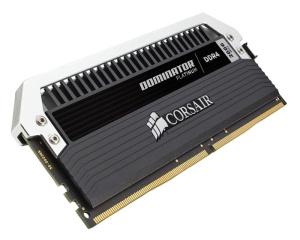 16GB Kit DDR4-RAM, 2666 MHz, Corsair Dominator Platinum