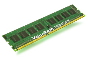 8 GB DDR3-RAM Kingston Value RAM, 1600 MHz, PC3-12800