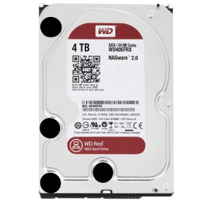 Western Digital Red NAS WD40EFRX, 4 TB
