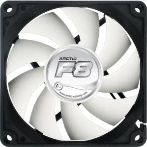 Arctic Fan F8, 80x80x25