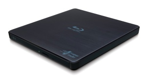 HLDS BP55EB40 Portable Slim Blu-Ray Brenner, USB 2.0,