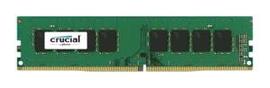 4GB DDR4-RAM, 2400 MHz, Crucial,