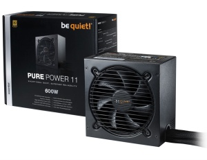Be Quiet! Netzteil Pure Power 11 600 Watt, ATX 2.4